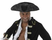 Hat Corsair Black