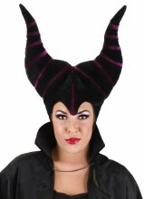 Maleficent Horn Hat