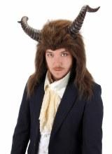 Beast Hood w Horns