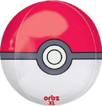 "Pokemon Poke-Ball Orbz ~ 16"""