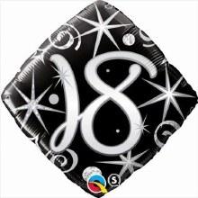 """18 Silver Elegance ~ 18"""""""