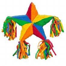 Star Rainbow Pinata