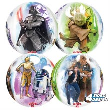 """Star Wars ORBZ Characters ~ 16"""""""