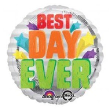"""Best Day Ever ~ 18"""""""