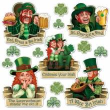 Cutouts St. Patricks Day