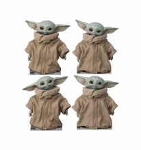Baby Yoda Stand Up