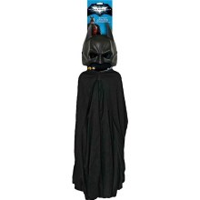 Batman Adult Cape & Mask