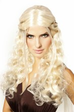 Wig Dragon Princess Blonde