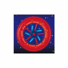 Patriotic Glow Frisbee Flying Disc
