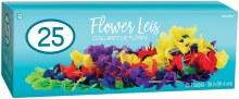 Leis Flower Multi 25pk