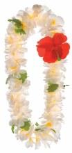 Lei White Floral