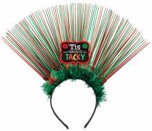 Tis The Season To Be Tacky Headband