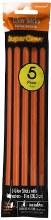Glow Sticks 5ct. Orange