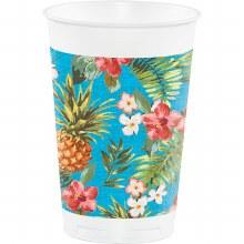 Aloha Pl 16oz Cup 8ct