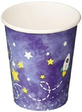 To the Moon 9oz Cup 8ct