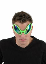 Glasses Close Encounter Green