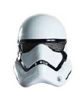 Stormtrooper Adult Half Mask