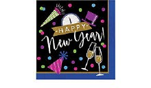 New Year Cheers Lunch Napkins