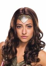 Wig Wonder Woman Dlx