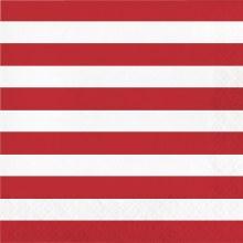 Patriotic Pattern Lunch Napkin 16ct