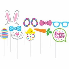 Photo Booth Easter Props