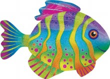 MYLR OS Colorful Fish HG 33in