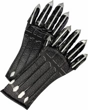 Black Panther Childrens Gloves