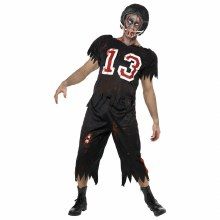 Zombie Football Player L