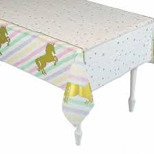 Unicorn Sparkle Tablecover