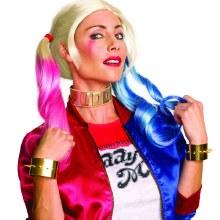 Harley Quinn Jewelry Set