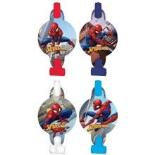 Spiderman Wonder Blowouts