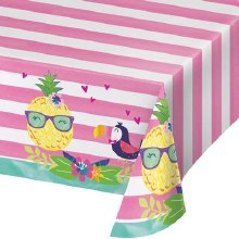 Pineapple Friends Tablecover