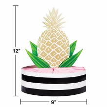 Pineapple Wedding Centerpiece