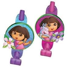 Dora Blowouts