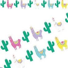 Llama Party Banner