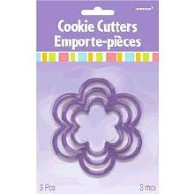 Flower Cookie Cutters