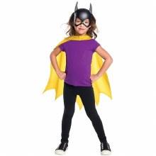 Batgirl Child Cape/Mask Set
