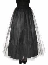 Skirt Soulless Blk  STD