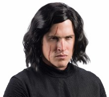 Kylo Ren Adult Wig Set