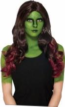 Wig Gamora Adult