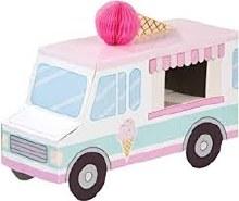 Ice Cream Truck Centerpiece