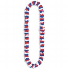 Lei Patriotic Plastic 12pk
