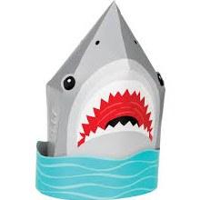 Shark Centerpiece