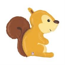 "Jumbo Woodland Squirrel ~ 36"""