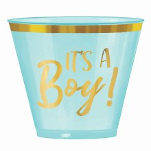 Oh Baby It's A Boy 9oz Tumblers