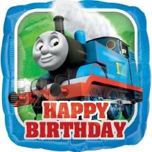 "Thomas The Tank Engine Happy Birthday ~ 17"""