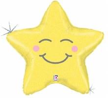 "Cute Chubby Star ~ 26"""