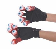 Beetlejuice Eyeball Gloves