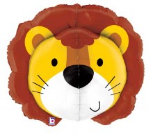 MYLR OS Lion 3D Head 30in