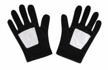 Gloves Spiderman Black Child